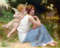 Cupid and Psyche - Guillaume Seignac
