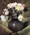 Flowers (or Roses) - William Merritt Chase