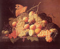 Still Life with Fruit - Severin Roesen