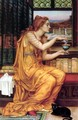 The Love Potion - Evelyn Pickering De Morgan