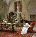 The Song - William Merritt Chase