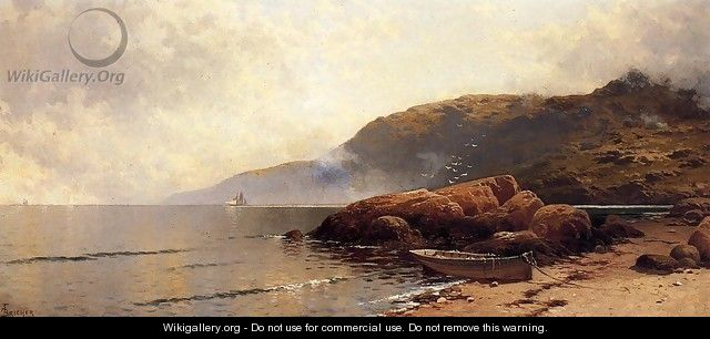 Summer Day at Grand Manan - Alfred Thompson Bricher
