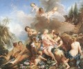 The Rape of Europa - François Boucher
