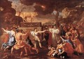 Adoration of the Golden Calf - Nicolas Poussin