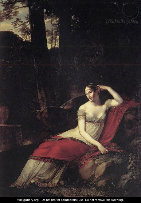 Empress Josephine - Pierre-Paul Prud