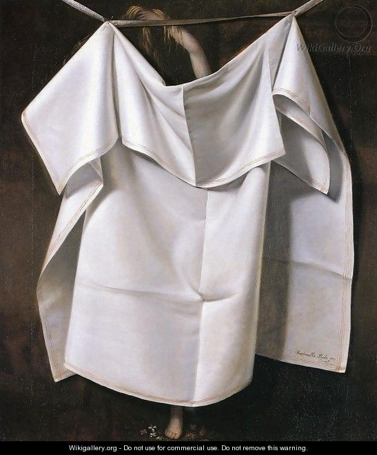 Venus Rising from the Sea - A Deception (or After the Bath) - Raphaelle Peale