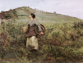 At Harvest Time - Jules Bastien-Lepage