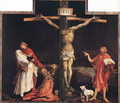 The Crucifixion - Matthias Grunewald (Mathis Gothardt)