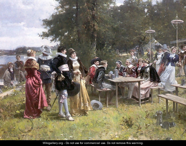 May Day - Adrien Moreau