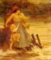 A Flood - Frederick Morgan