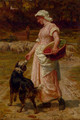Love Me, Love My Dog - Frederick Morgan