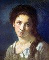 The Artist's Daughter - Thomas Couture