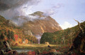 The Notch of the White Mountains (Crawford Notch) - Thomas Cole