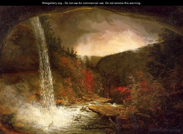 Kaaterskill Falls - Thomas Cole