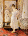 The Cheval Glass - Berthe Morisot