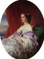 The Empress Eugenie - Franz Xavier Winterhalter