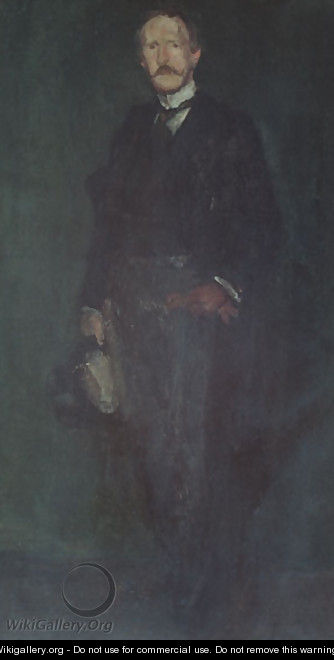 Edward Guthrie Kennedy - James Abbott McNeill Whistler