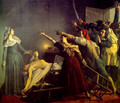 The Assassination of Marat - Jean Joseph Weerts