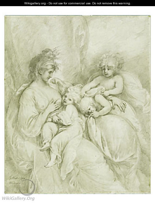 Maternity - Benjamin West