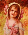 The Cherry Bonnet - Emile Vernon
