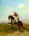 An Arab Warrior - Georges Washington