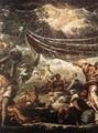 The Miracle of Manna [detail: 1] - Jacopo Tintoretto (Robusti)