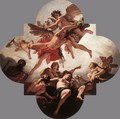 The Punishment of Cupid - Sebastiano Ricci