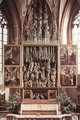 St Wolfgang Altarpiece - Michael Pacher