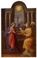 The Annunciation - Giuseppe (d'Arpino) Cesari (Cavaliere)