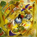 Dreamy Improvisation - Wassily Kandinsky