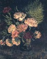 Vase With Carnations III - Vincent Van Gogh
