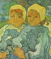 Two Children - Vincent Van Gogh