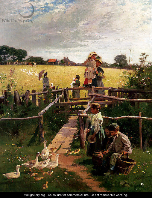 At The Stile - Alexander M. Rossi