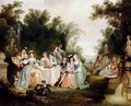 The Wedding Feast - Henry Andrews