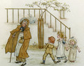Deaf Martha - Kate Greenaway