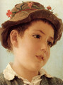Peasant Boy From Capri - Adriano Bonifazi