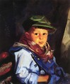 Boy with a Green Cap (or Chico) - Robert Henri