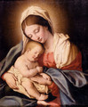 Madonna and Child - Francesco de' Rossi (see Sassoferrato)