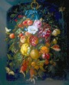 Festoon of Fruit and Flowers - Jan Davidsz. De Heem