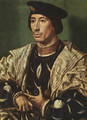 Portrait of Baudouin of Burgundy - Jan (Mabuse) Gossaert