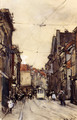 A Busy Street, The Hague - Floris Arntzenius