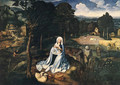 Rest during the Flight to Egypt - Joachim Patenier (Patinir)