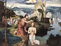 Baptism of Christ - Joachim Patenier (Patinir)
