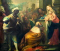 The Adoration of the Magi, c.1750 - Andrea Casali
