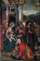 Adoration of the Magi, 1517 - Francesco Casella