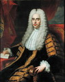 Portrait of Rt Hon John Methven as Lord Chancellor of Ireland - Adrien Carpentiers