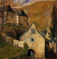 Mountain Church, Larrau - Dora Carrington