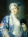 Portrait of a Woman - Rosalba Carriera