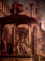 The Miracle of the Relic of the True Cross on the Rialto Bridge (detail) - Vittore Carpaccio