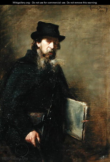 The Old Lithographer, 1903 - Carolus (Charles Auguste Emile) Duran